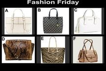 Fashion Friday at OneCentChic 8-29-14 / Michael Kors, Coach and more at 10 PM OneCentChic.com