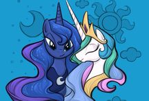 Luna and Celestial