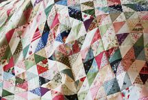 quilt -triangle