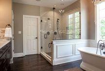 New Construction / Bathroom / by Kimberly Stark
