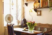Diningroom decor