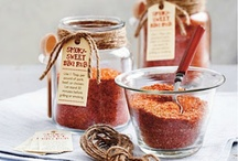 BBQ RUBS AND SAUCE / by Sonya Greenhill Mettille