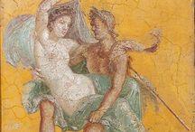 Fresques pompéienne