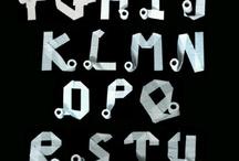Type's / by MaRTa DBG