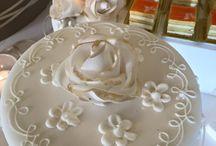 Loving Wedding cake