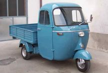 foodtruck vespa ape