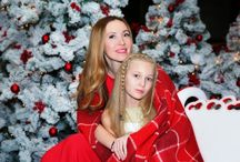 Отель Мрия (Ялта) семейный новогодний фотосет