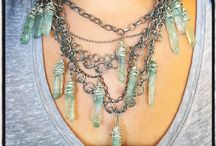 Sydney's Creations / Jewelry created by Sydney Khan, sales associate at Blue Door Beads.
