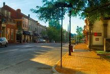 Beautiful Small Towns in 50 States of America / 10 Most Beautiful Small Towns in each of the 50 States of America