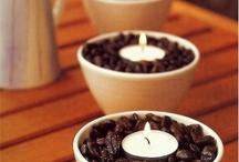 Belas en cafe en grano