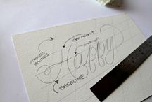 lettering♡