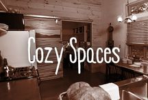 Cozy Spaces / Comfy-cozy rooms we want to be in right now. / by FYI TV