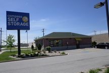 Our Illinois Locations / Compass Self Storage in Lansing & River Grove- Illinois.