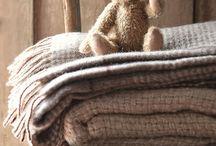 coperte...warm e cozy blankets