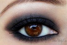 Makeup and nails / by Tanya Miner