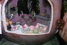 Fairies From Devon - OOAK Fairy Homes