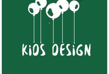 Kids design /  Illustrations for younger and not so small.