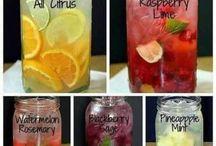 Gut Essen und Trinken
