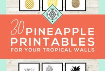 Printables / Great printables for home decor, organisation, puzzles, colouring and fun!