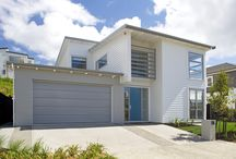 Showhome with sustainable initiatives / Five bedroom, three bathroom, showhome in Long Bay, Auckland
