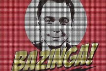 Crochet - Big bang Theory