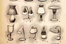 Скетчи Ламп