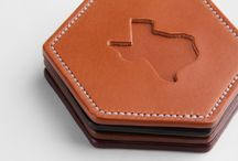 Leather Goods / Handcrafted leather goods.