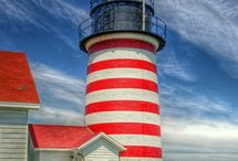 Lighthouses / Such lonely majesties