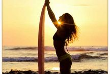My surfing girlz
