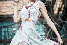 'Belladonna' AvA Collection Spring-Summer '14 / Belarusian Fashion Week Collection Season Spring-Summer '14