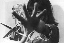 Pierrot le fou / Pierrot le fou,  J. L. Godard (1965)
