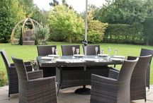 exterior dining sets