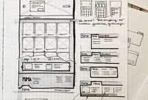 Wireframes, flowcharts & storyboards