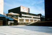 Nederlands dans theater / Architect: Rem Koolhaas Locatie: Den Haag