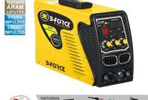 B-FORCE hegesztőgépek / B-FORCE weldingmachine