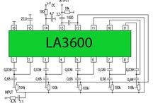 Pre Amplifier / Pre - Amplifier Circuit