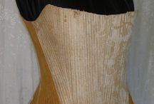 Historic fashion 1700s