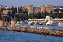Villages of Rhodes / Explore the Villages of the Island of Rhodes, Greece