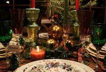 nakrycia stołu, dekoracja