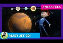 Ready Jet Go! / Facts and fun from PBS Kids new show Ready Jet Go! Watch on KBYU-TV weekday mornings at 7:30 AM starting 2/15!