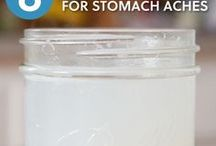 remedies for stomach pain
