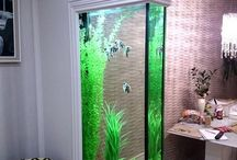 fish tank home design