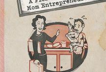 Reads for Founding Moms / http://www.FoundingMoms.com Good books for mom entrepreneurs.  What are you reading?