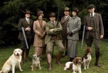 Everything Downton / by Holly Scott Focht