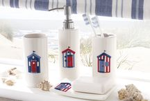 Bathroom nautical ideas / Beach hut