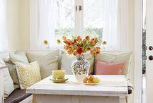 dining room  / by Rebekah Oakley