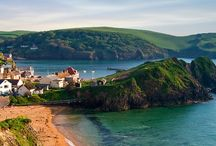 DAY TRIPS - HOPE COVE / Hope Cove area including Bantham, South Hams, South Devon.  About 70 miles (a 2 hr drive) from us.