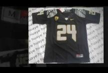 18$ NCAA FootBall Oregon Ducks Kenjon Barner replica Jersey Wholesale 24 Black Home Game Jersey