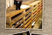 Pallet DIY furniture