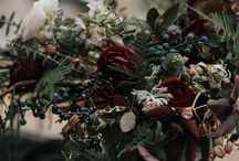 WEDDING | Flower Inspiration / Inspiration for all things wedding flowers - wedding bouquets, table decorations
